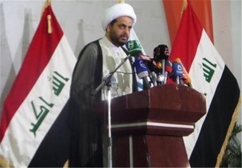 زعیم عصائب الحق بالعراق : کرکوک عراقیة .. وعلى الأکراد عدم استغلال الوضع الأمنی