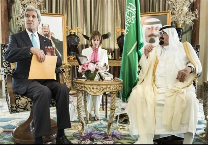 کیری یلتقی عبد الله ویبحث معه الاومة فی سوریا والعراق