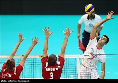 Iran Beat Poland 3-1 to Take Step Closer to Final Six