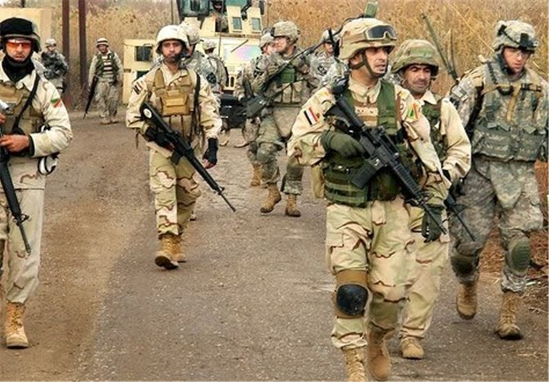 """تحریر مدینة تکریت ، وهرب عصابات """"داعش"""" الارهابیة الى محافظتی کرکوک والموصل"""