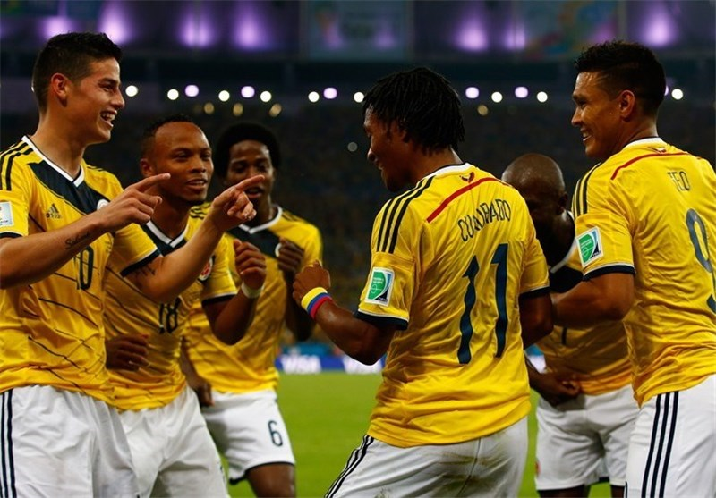 World Cup 2014: Colombia Sends Uruguay Home
