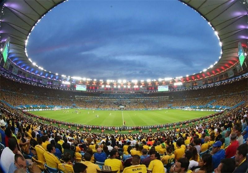 روز انلاین - اوضاع اسفناک ورزشگاه ماراکانا ۶ ماه پس از المپیک ۲۰۱۶ ریو