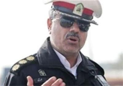 قدرتی پلیس راه خوزستان