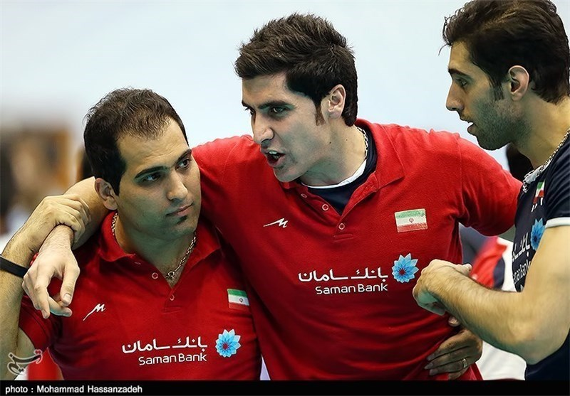 Shahram Mahmoudi Misses Two Games in FIVB World Championship