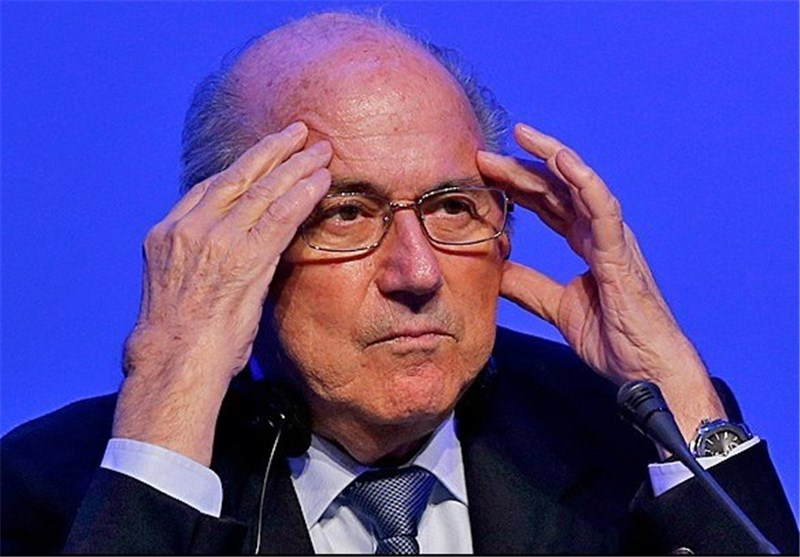 Blatter Offers Condolences on Passing of Mazloumi