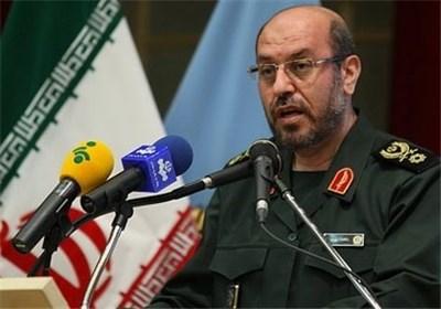 عالمي وزير الدفاع الإيراني الولايات المتحدة والدول الرجعية المنطقة أسست 13930409151425913311