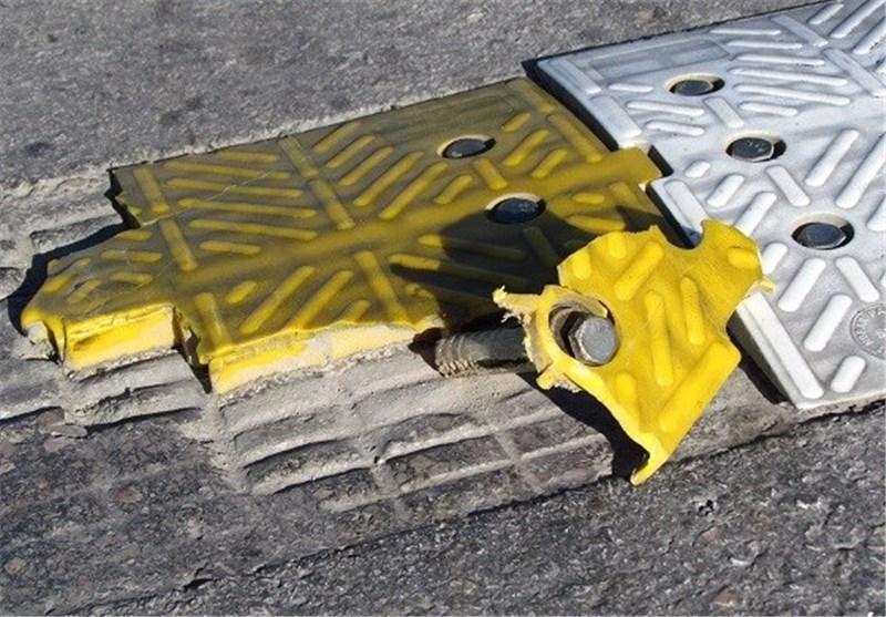دستور استاندار کهگیلویه و بویراحمد برای اصلاح سرعتگیرهای غیراستاندارد شهر یاسوج