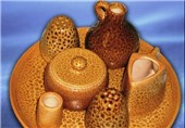 بازار فروش دائمی صنایع دستی در خارج از کشور ایجاد میشود