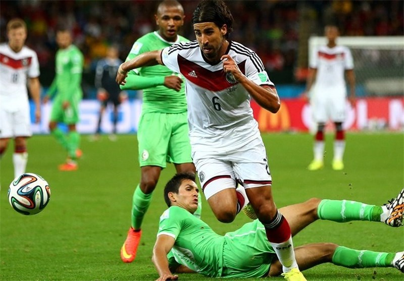 Germany Defeats Algeria 2-1 in Extra Time