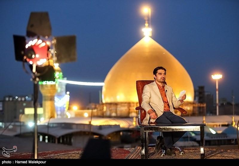 برنامه کوی محبت-ویژه برنامه ماه مبارک رمضان-نجف اشرف