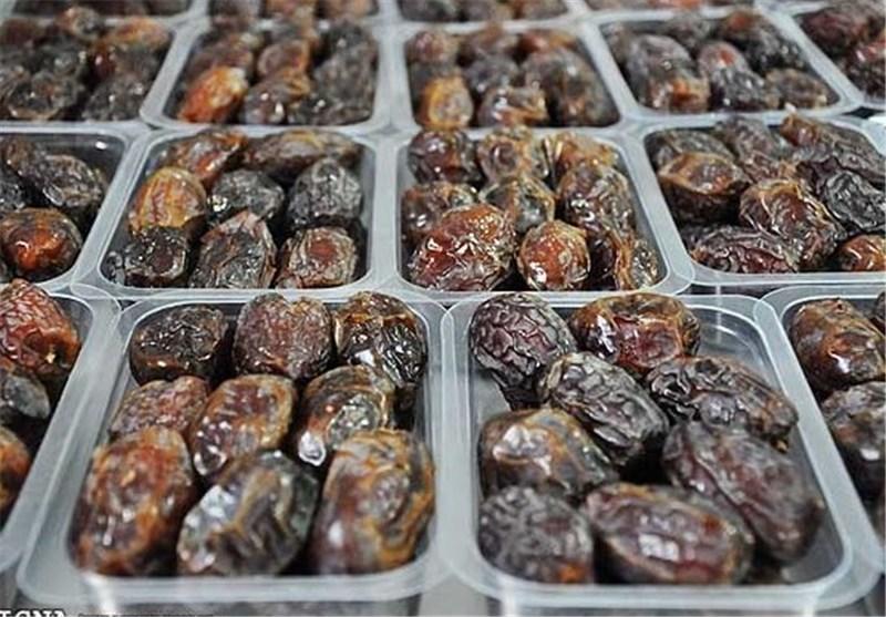 صادرات بیرویه قیمت خرما را به 40 هزار تومان رساند
