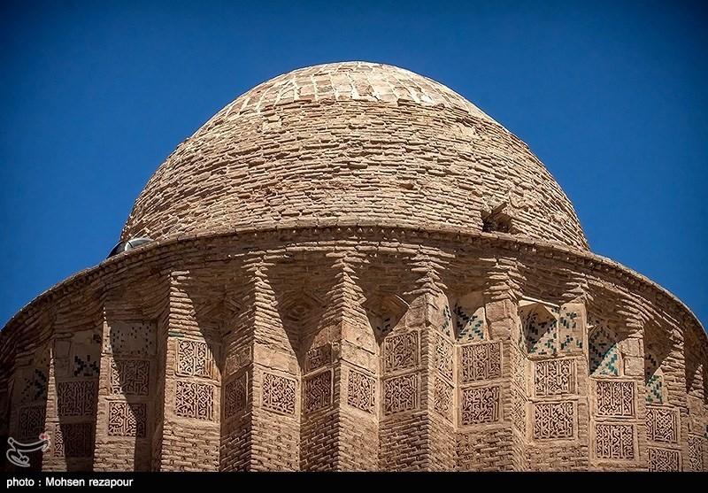 Bastam Jame' Mosque in Iran's Semnan