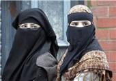 پوشش برقع در فرانسه / برقع فرانسه / حجاب کامل اسلامی در فرانسه / حجاب در فرانسه / حجاب فرانسه /