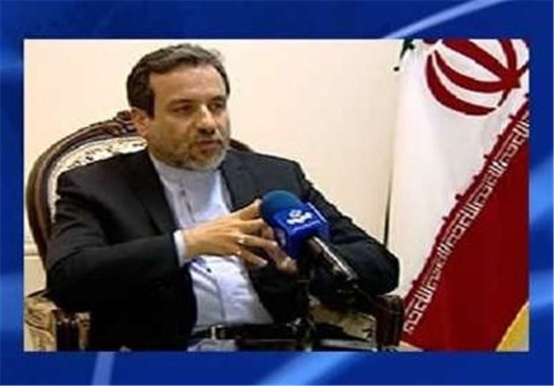 عراقجی : لن نتخلی عن أی من حقوق ایران النوویة