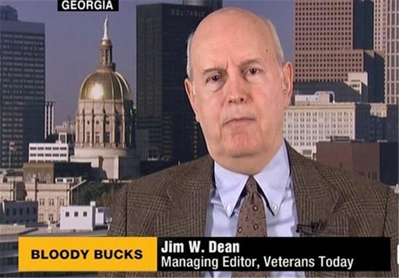 جیم دین: آمریکا بهدلیل منافعش از تجهیز و حمله شیمیایی صدام به ایران حمایت کرد