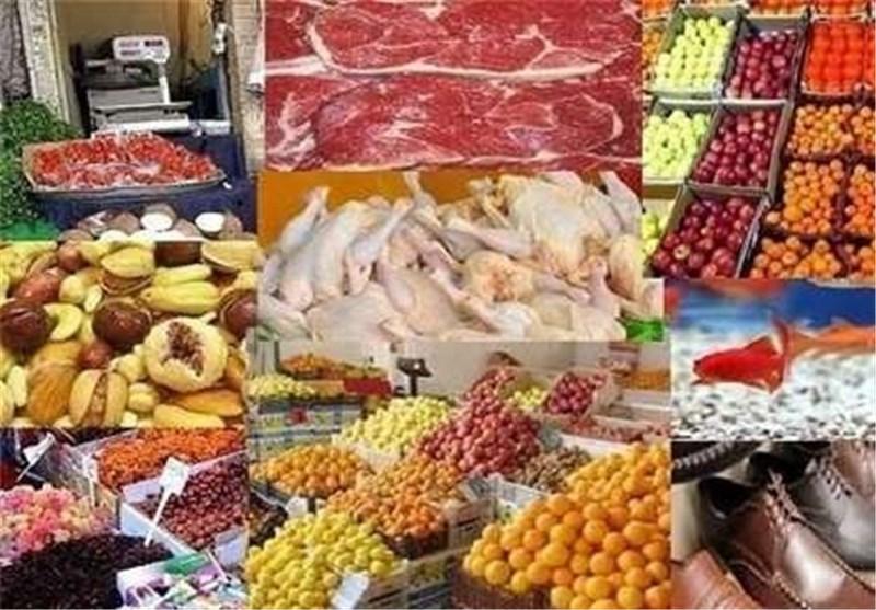 گرانی خوراکیها به روایت مرکز آمار/ قیمت گوشت 700 تومان بالا رفت + جدول