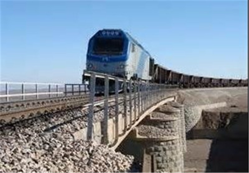 Iran-Turkmenistan- Kazakhstan Railroad to Be Launched by Year End