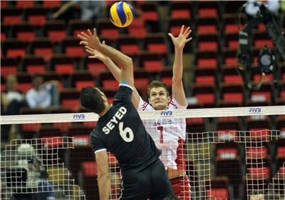 لیگ جهانی والیبال لهستان ایران