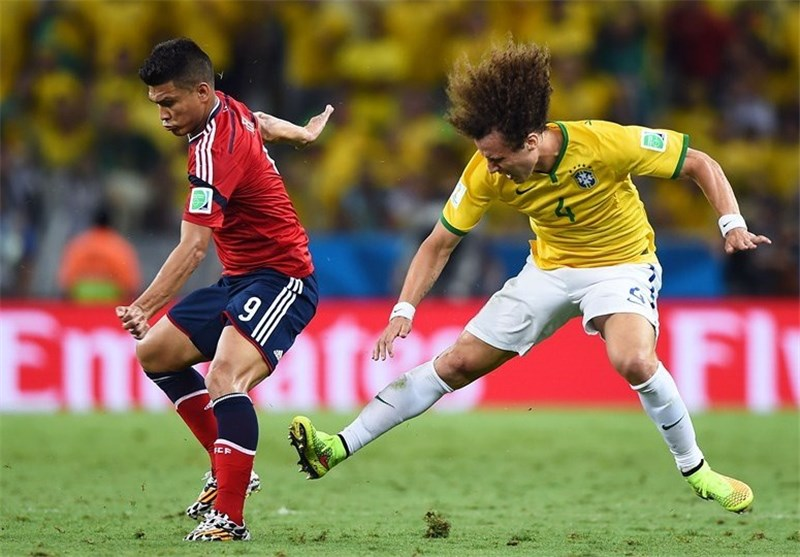 Brazil Advances to Semis, but Neymar Out of World Cup