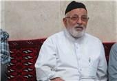 حاج علی شمقدری در مشهد مقدس در گذشت