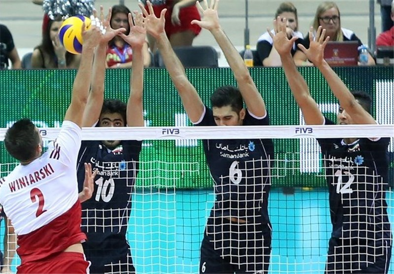 Iran Loses again to Poland in FIVB World League