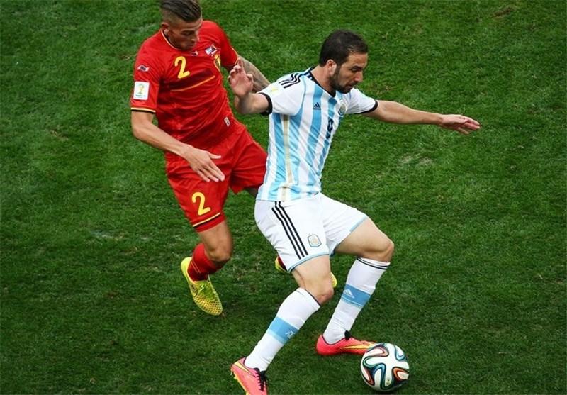 آرژانتین بلژیک