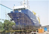 Iran's Homegrown Research Oceangoing Ship in Testing Stages
