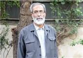 معاون فرهنگی و اجتماعی سپاه پاسداران از غرفه خبرگزاری تسنیم بازدید کرد