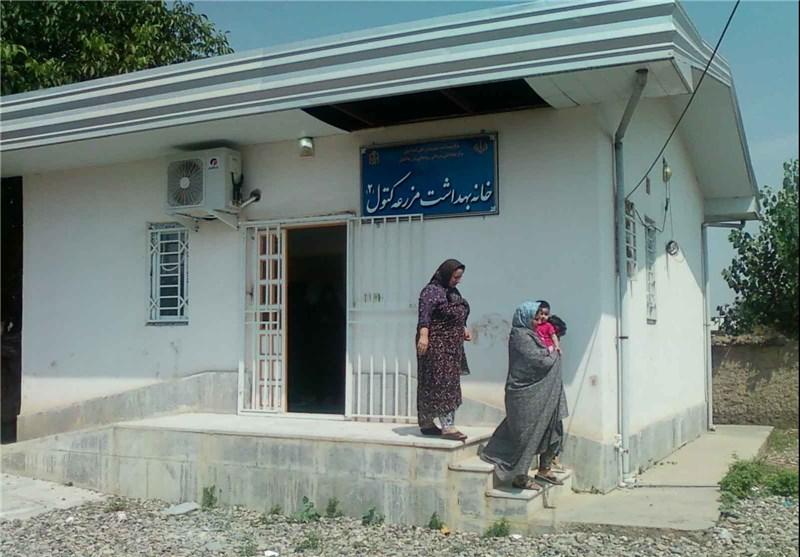 خانه بهداشت علی آبادکتول