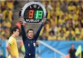 Iranian Referee Faghani Shortlisted for Globe Soccer Awards