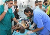 Palestinian Children Killed in Israeli Air Raids on Gaza Strip