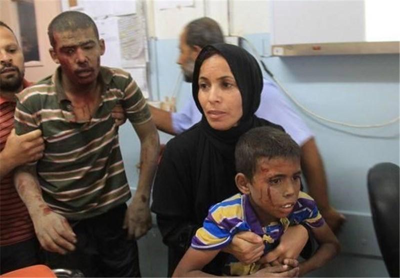 تشدید حملات رژیم صهیونیستی به نوار غزه/ شمار قربانیان به 208 شهید و 1550 زخمی رسید