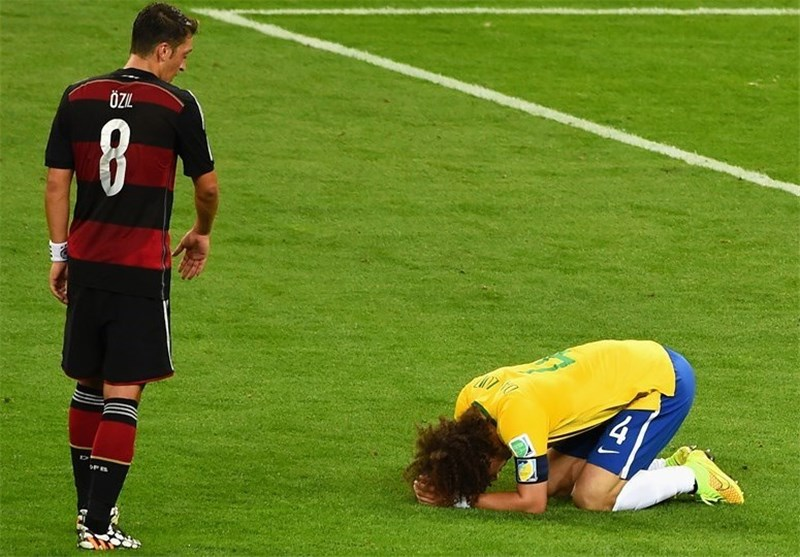 World Cup Semis: Germany Demolishes Brazil 7-1