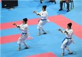 31 تیر؛ برگزاری مرحله جدید اردوی تیم ملی کاراته بانوان