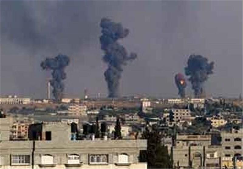 العدوان الصهیونی على غزة یتواصل للیوم الثانی وعدد الشهداء یرتفع الی 28 شهیدا