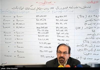 رضا شیوا رئیس شورای رقابت