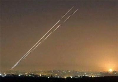 حملات موشکی هشداردهنده مقاومت در روز خشم فلسطینیان