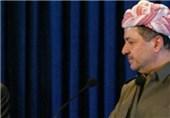 جو بایدن و مسعود بارزانی