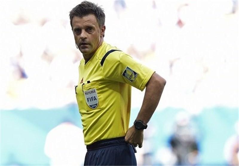 Nicola Rizzoli to Referee FIFA World Cup Final