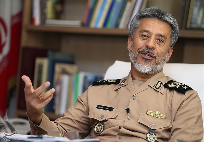 Commander Highlights Navy's Role in Boosting Iran's Global Image