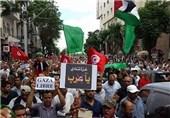ادامه تظاهرات مسلمانان جهان در محکومیت تجاوزگری اسرائیل به غزه