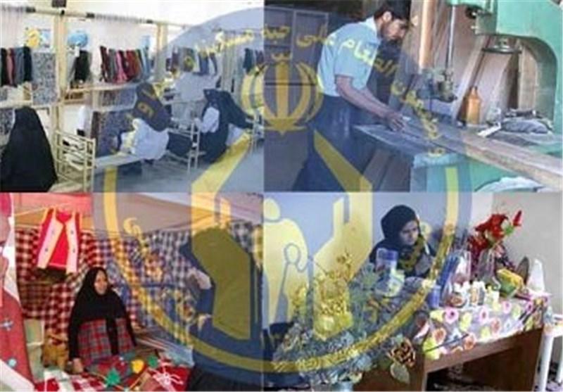 بیش از 2 هزار طرح خوداشغالی توسط کمیته امداد کرمان اجرا شد