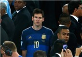 Lionel Messi Wins 2014 World Cup Golden Ball