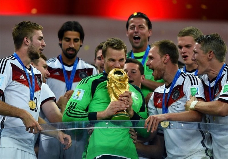 Manuel Neuer Wins 2014 World Cup Golden Glove