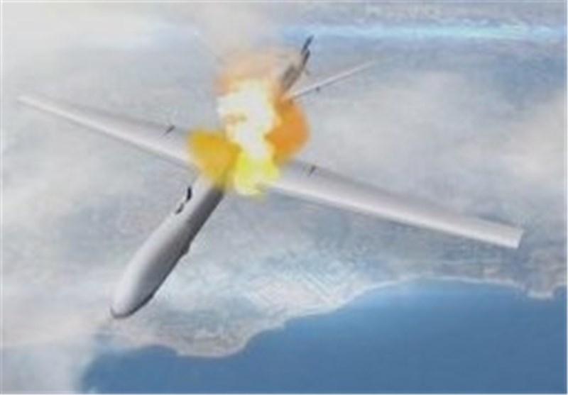 مقاومت فلسطین 2 هواپیمای بدون سرنشین اسرائیل را سرنگون کرد