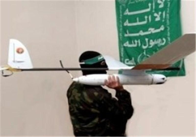 طائرة حماس بدون طيار