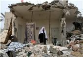تخریب 35 منزل مسکونی فلسطینیان غزه در یک شب