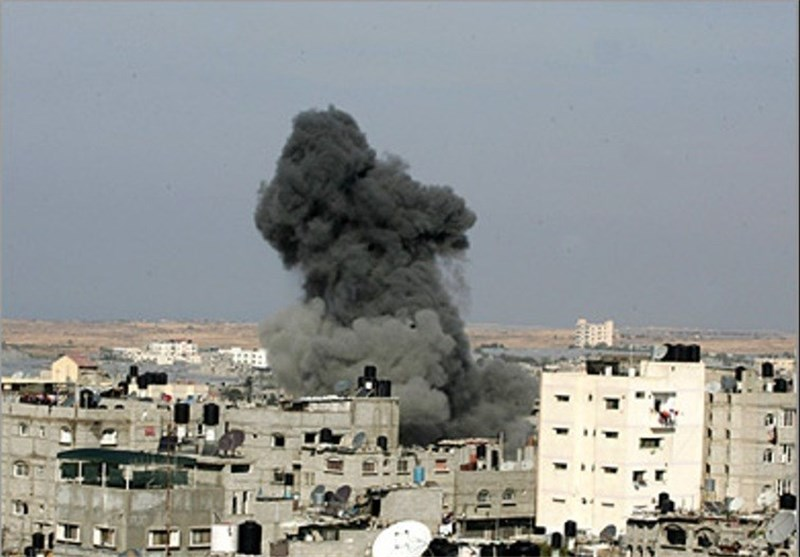 حمله اخیر صهیونیستها به غزه نتیجه اختلافات مسلمانان است