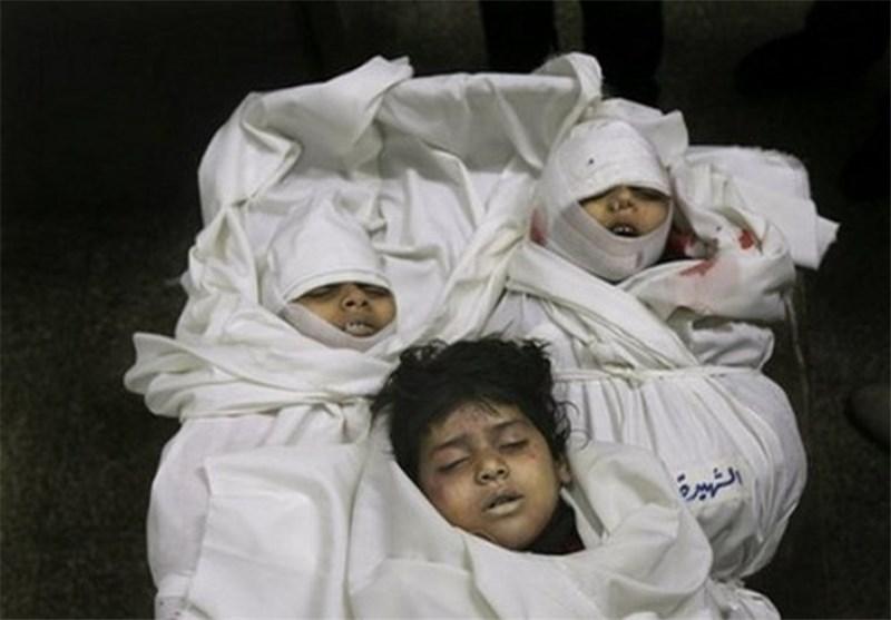 30% of Gazans Killed by Israel Women, Kids: Report