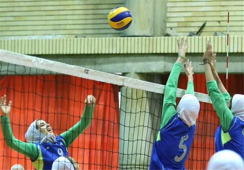 Iran Loses to China at AVC Cup for Women